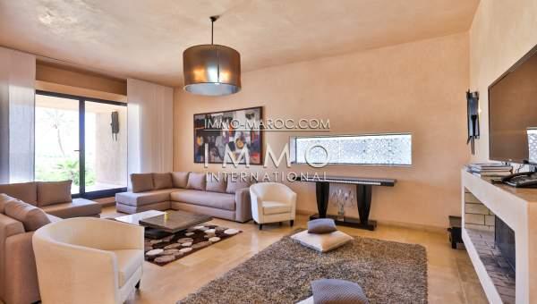Villa à vendre Moderne biens de prestige Marrakech Golfs Amelkis