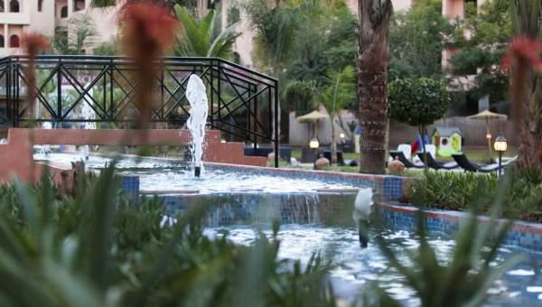 Vente appartement Marocain épuré Prestige Marrakech Extérieur Autres Extérieur