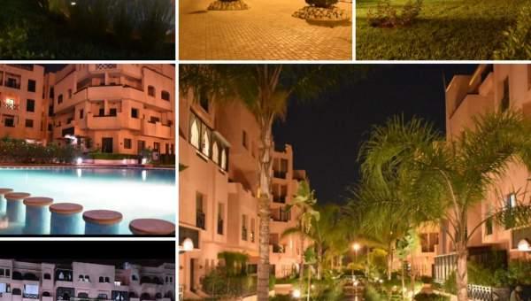 acheter appartement Contemporain Marrakech Extérieur Route Fes