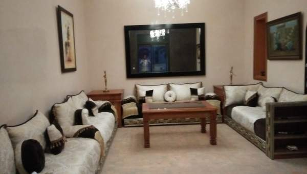 Achat villa Marocain Marrakech Extérieur Centre ville Targa
