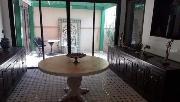 villa vente Marocain Marrakech Extérieur Centre ville Targa