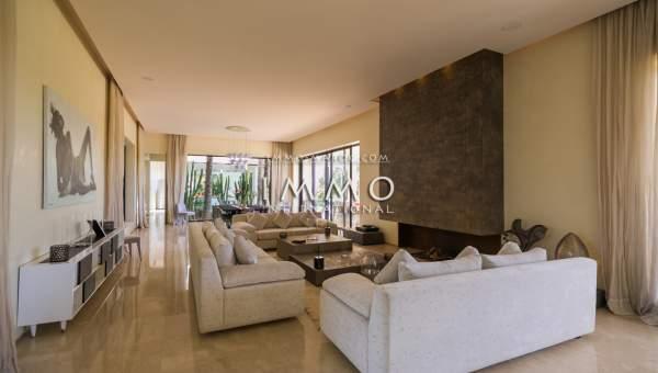 Achat villa Moderne Prestige Marrakech Golfs Amelkis
