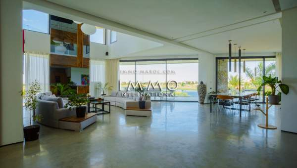 Vente villa Contemporain prestige Marrakech Golfs Extérieur Route Amizmiz