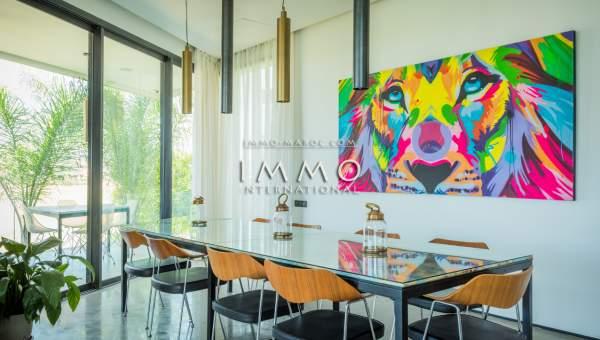 acheter maison Moderne luxe Marrakech Golfs Extérieur Route Amizmiz