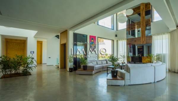 Maison à vendre Contemporain luxe Marrakech Golfs Extérieur Route Amizmiz