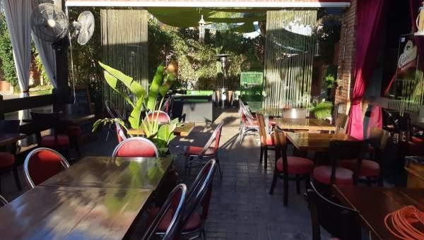 Vente local commercial Restaurant Marrakech Centre ville Guéliz