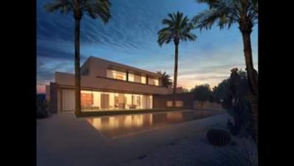 Maison à vendre Contemporain biens de prestige Marrakech Golfs Amelkis