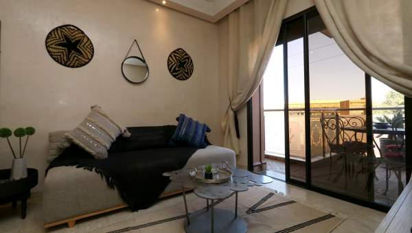 Vente appartement Contemporain Marrakech Centre ville