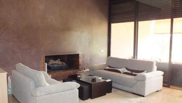 villa vente Moderne Marrakech Palmeraie Bab Atlas