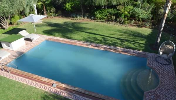 Maison à vendre Marocain épuré Marrakech Palmeraie Bab Atlas