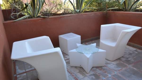 Villa à vendre Marocain épuré Marrakech Palmeraie Bab Atlas