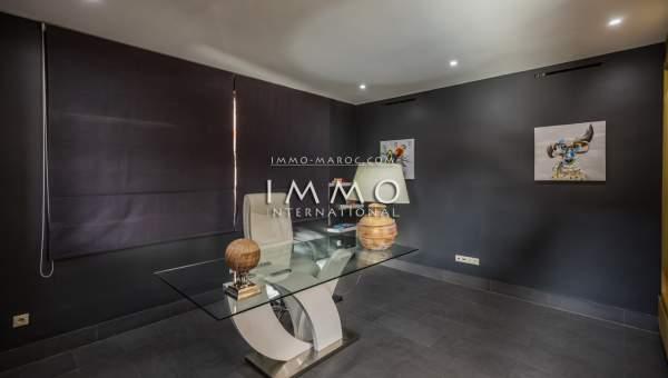 Vente villa agence immobiliere de luxe marrakech Marrakech Golfs Amelkis