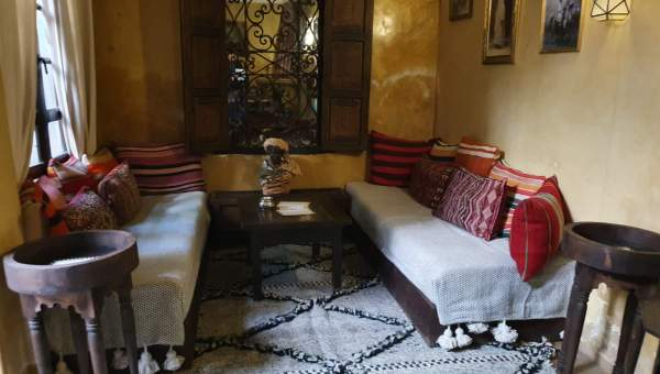 Vente riad Maison d'hôtes Marrakech