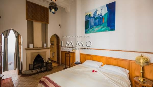 riad vente haut de gamme Maison d'hôtes Marrakech
