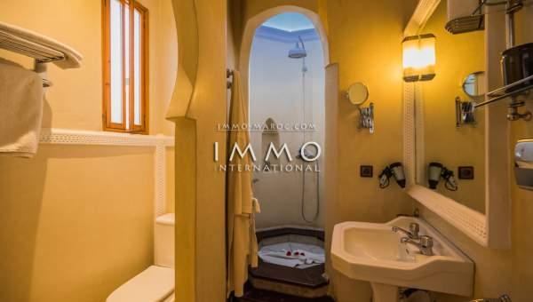 ryad luxueuses Maison d'hôtes Marrakech