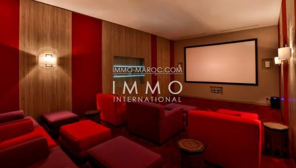 Villa à vendre Moderne Prestige Marrakech