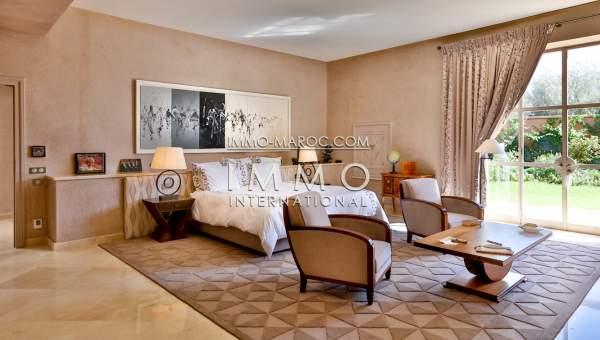Villa à vendre Moderne luxe Marrakech
