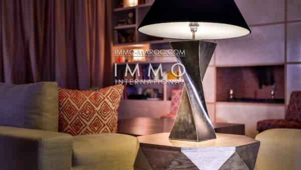 Achat villa Moderne luxe Marrakech