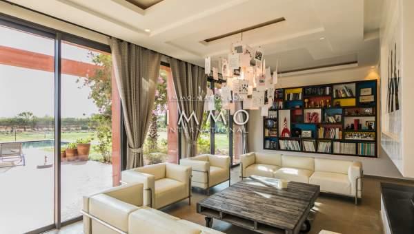 Villa à vendre Contemporain luxe Marrakech Extérieur Route Amizmiz