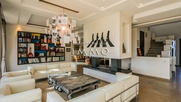 Villa à vendre Moderne agence immobiliere de luxe marrakech Marrakech Extérieur Route Amizmiz