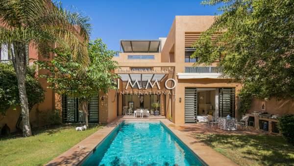 Maison à vendre Contemporain Marrakech Golfs Al Maaden