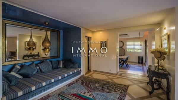 villa vente Moderne Marrakech Centre ville Targa