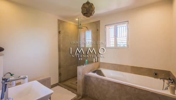 Villa à vendre Moderne Marrakech Centre ville Targa