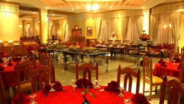 achat commerce Maison d'hôtes Marrakech Extérieur Route Ouarzazate