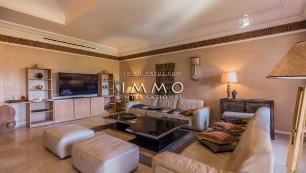 Vente maison Contemporain Marrakech Centre ville Agdal - Mohamed 6
