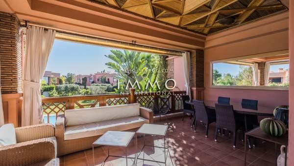 Vente villa Contemporain Marrakech Centre ville Agdal - Mohamed 6