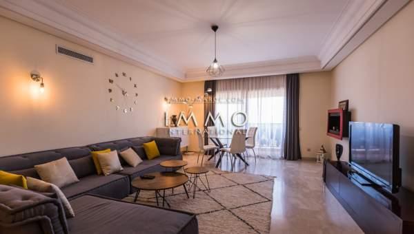 Appartement à vendre Contemporain Marrakech Centre ville Guéliz