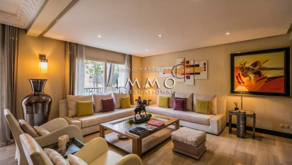 appartement vente Moderne biens de prestige marrakech Marrakech Hivernage