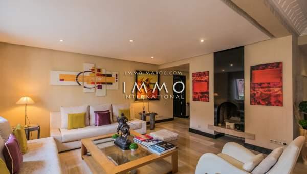 acheter appartement Moderne Prestige Marrakech Hivernage