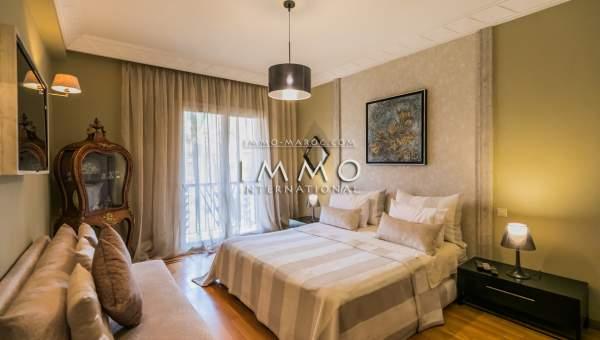 Vente appartement Contemporain immobilier de luxe marrakech Marrakech Hivernage