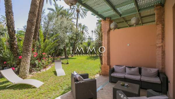 acheter appartement Contemporain Marrakech Palmeraie Circuit Palmeraie
