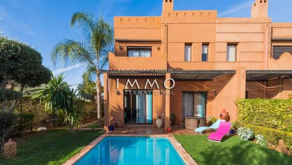 Vente villa Moderne Marrakech Extérieur Route Ourika