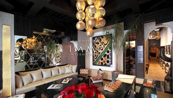 riad vente Marrakech Place Jamaa El Fna Riad Zitoun