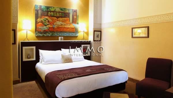 riad vente propriete luxe marrakech à vendre Marrakech Place Jamaa El Fna Riad Zitoun