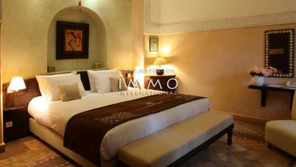 achat riad Prestige Marrakech Place Jamaa El Fna Riad Zitoun
