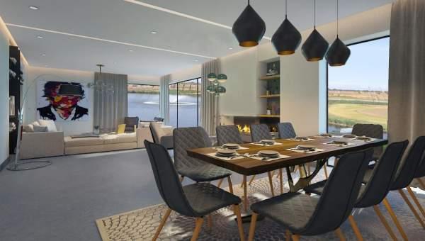 villa achat Moderne immobilier de luxe marrakech Marrakech Golfs Amelkis