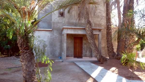 acheter maison Marocain épuré luxe Marrakech Palmeraie Circuit Palmeraie