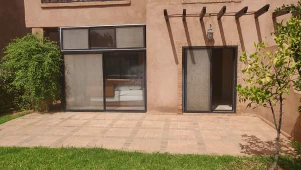 Achat appartement Marocain épuré Marrakech Extérieur Route Fes