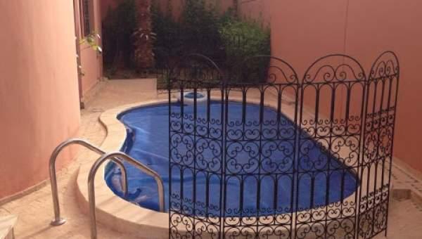 villa vente Marocain épuré Marrakech Centre ville Agdal - Mohamed 6