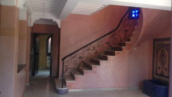 Villa à vendre Marocain épuré Marrakech Centre ville Agdal - Mohamed 6