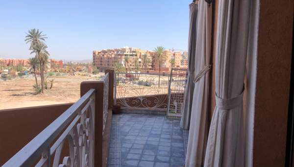 Achat appartement Moderne Marrakech Centre ville Route Casablanca