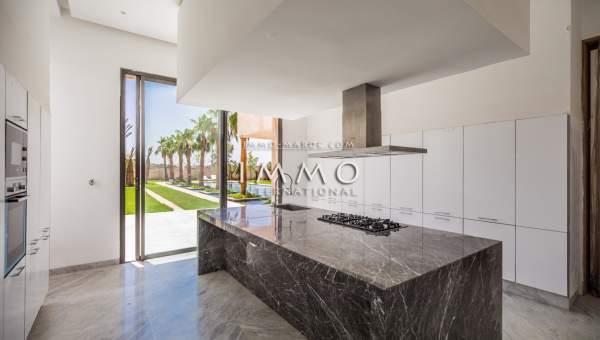 Achat villa Marocain Marrakech Golfs Amelkis
