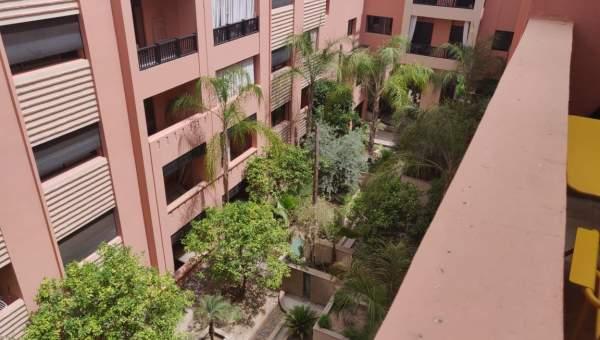 acheter appartement Marocain épuré Marrakech Centre ville Guéliz
