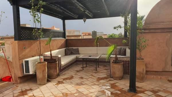 Appartement à louer Moderne Marrakech Extérieur Route Fes