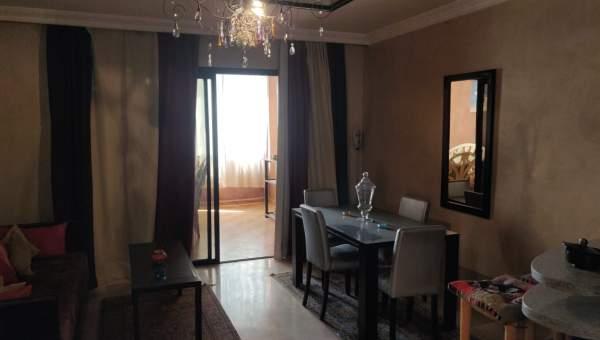 Achat appartement Marocain épuré haut de gamme Marrakech Palmeraie Circuit Palmeraie