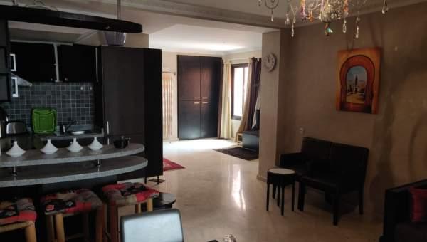 Vente appartement Marocain épuré Prestige Marrakech Palmeraie Circuit Palmeraie